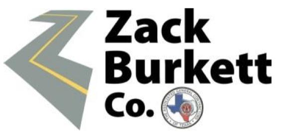 Zack Burkett Co